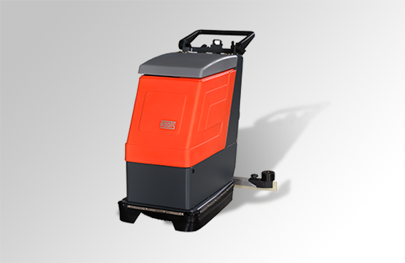 Electric Tile Floor Scrubber
