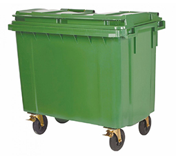 Industrial Bins on Wheels