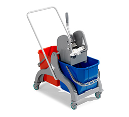 Domestic Cleaning Trolley