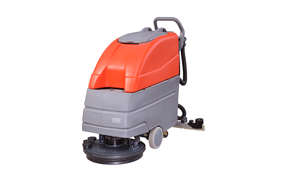 Industrial Floor Scrubbing Machine