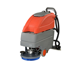 Walk Behind Scrubber Drier India