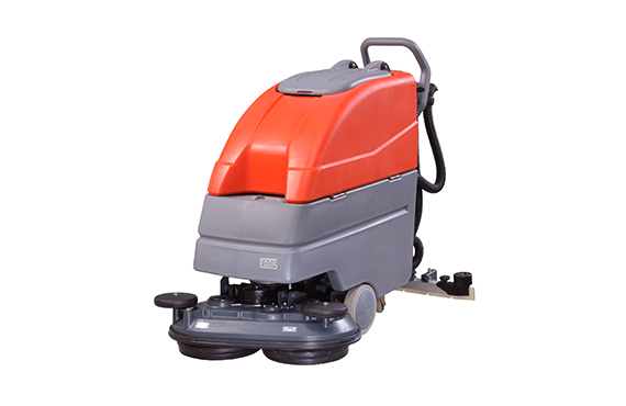 Roots Ride on Scrubber Machine India