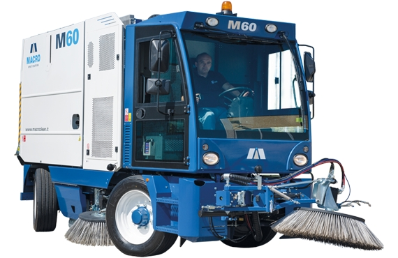 Macro M60 City Sweeper