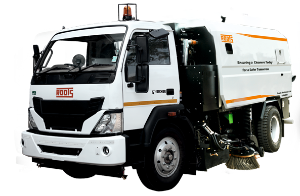 RSB 6000 Truck Mounted Sweeper