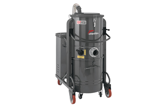 Industrial Mobile Vacuum Cleaner
