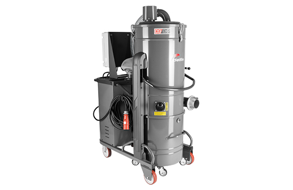 Three Phase Portable Industrial Vacuum Cleaner