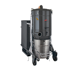 ATEX certified Centralized Vacuuming system