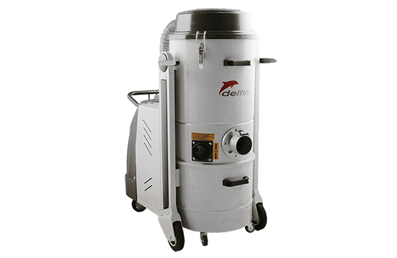 Three Phase Industrial Vacuum Cleaner