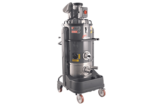 ZFR75 INERT Centralized Vacuuming system