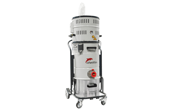 ATEX Certified Industrial Vacuum Cleaner