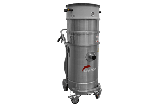 Compressed Air Canister Vacuum Cleaner