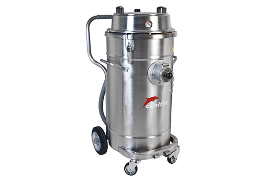 Compressed Air Industrial Vacuum Cleaner