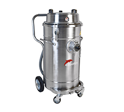 Compressed Air Industrial Vacuum Cleaner