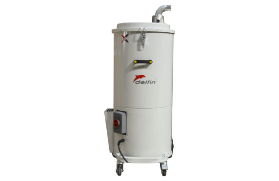 AS 30 3-phase Industrial Vacuum Cleaner