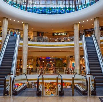 Retail Malls